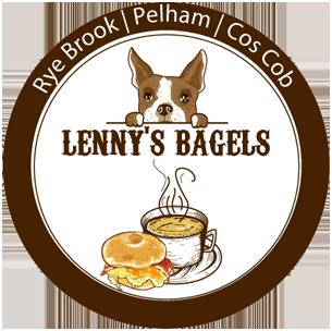 Lennys Bagels – Rye Brook, NY Logo